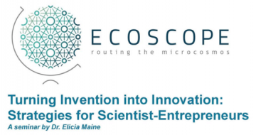 Turning Invention into Innovation: Strategies for Scientist-Entrepreneurs